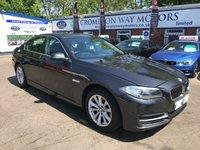 2014 BMW 5 SERIES 520D SE £12400.00