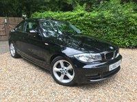 2010 BMW 1 SERIES 2.0 118D SPORT 2d 141 BHP £6989.00