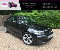 USED 2010 60 BMW 1 SERIES 2.0 118D SPORT 2d 141 BHP 2 OWNER FROM NEW CLIMATE CONTROL 17 INCH ALLOYS £30 TAX MASSIVE MPG
