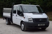 USED 2011 11 FORD TRANSIT 2.4 350 E/F DRW  100 BHP