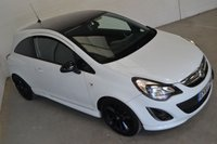 2014 VAUXHALL CORSA 1.2 LIMITED EDITION 3d 83 BHP £7250.00
