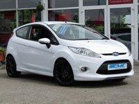 2012 FORD FIESTA 1.6 METAL 3d 132 BHP £6595.00