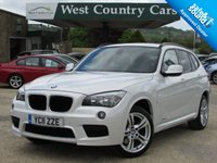 USED 2011 11 BMW X1 2.0 SDRIVE18D M SPORT 5d 141 BHP Low Mileage And Running Costs