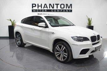 2011 BMW X6 4.4 M 4d AUTO 548 BHP £24990.00