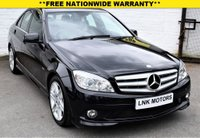 2010 MERCEDES-BENZ C CLASS 3.0 C350 CDI BLUEEFFICIENCY SPORT 4d AUTO 231 BHP £8000.00