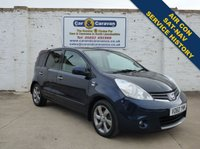 USED 2010 60 NISSAN NOTE 1.5 N-TEC DCI 5d 89 BHP Service History SATNAV Air Con 0% Deposit Finance Available