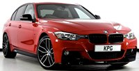 USED 2013 63 BMW 3 SERIES 2.0 320d M Sport xDrive (s/s) 4dr Pro Media Pk, Heated Leather +