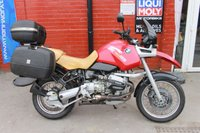 USED 1995 BMW R1100GS *FSH, 3 owners, Free UK delivery* An affordable Globe Trotting Machine. Free Uk delivery.