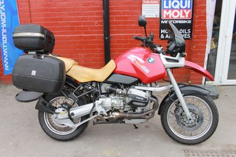 View our BMW R1100GS