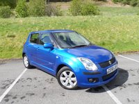 2008 SUZUKI SWIFT 1.5 GLX 5d 99 BHP £SOLD