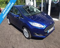 USED 2015 15 FORD FIESTA 1.0 TITANIUM ECOBOOST (125PS) THIS VEHICLE IS AT SITE 1 - TO VIEW CALL US ON 01903 892224