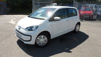 USED 2015 64 VOLKSWAGEN UP 1.0 MOVE UP 5d 59 BHP LOW INSURANCE GROUP