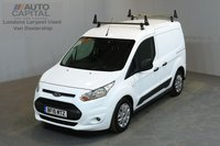 USED 2015 15 FORD TRANSIT CONNECT 1.6 200 TREND 94 BHP L1 H1 SWB LOW ROOF ONE OWNER FROM NEW, MOT UNTIL 28/02/2019