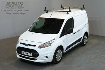 2015 FORD TRANSIT CONNECT 1.6 200 TREND 94 BHP L1 H1 SWB LOW ROOF £6290.00