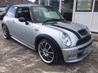 USED 2006 06 MINI HATCH COOPER 1.6 COOPER S 3d 168 BHP SPECIAL EDITION