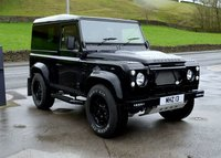 USED 1999 LAND ROVER DEFENDER 2.5 90 PICK-UP TD5 1d 120 BHP FULL CONVERSION