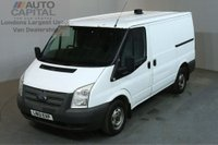 USED 2012 12 FORD TRANSIT 2.2 T300 SWB DIESEL FWD L/ROOF TDCI 100 BHP AIR CON VAN AIR CONDITIONING / MUST SEE