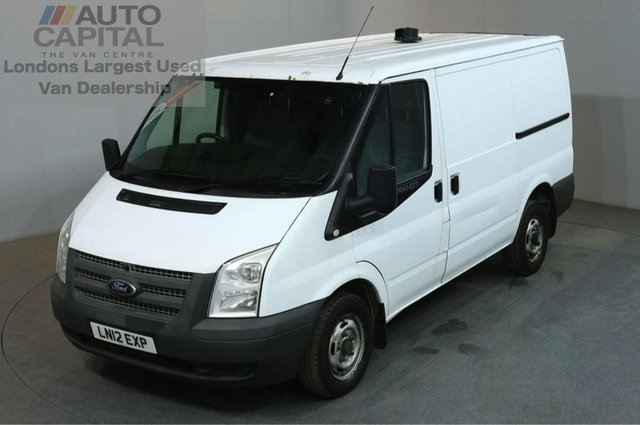 2012 12 FORD TRANSIT 2.2 T300 SWB DIESEL FWD L/ROOF TDCI 100 BHP AIR CON VAN AIR CONDITIONING / MUST SEE