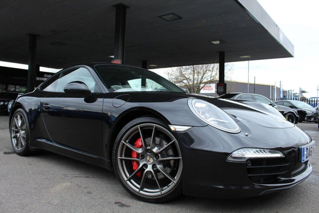 PORSCHE 911 at Derby Trade Cars