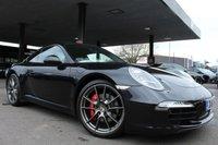 USED 2012 61 PORSCHE 911 3.8 CARRERA S PDK 2d AUTO 400 BHP