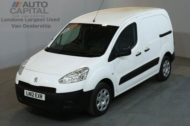2012 12 PEUGEOT PARTNER 1.6 HDI SE L1 850 ATV 5d 90 BHP SWB ALL TERRAIN 4X4 VAN  AIR CONDITIONING, LOW MILEAGE 4X4 RARE VAN