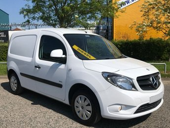 2017 MERCEDES-BENZ CITAN 1.5 109 CDI 90 BlueEFFICIENCY CDV SLD FREE UK DELIVERY £7950.00