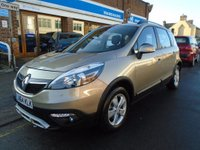 2014 RENAULT SCENIC 1.5 DYNAMIQUE TOMTOM ENERGY DCI S/S 5d 110 BHP £7994.00