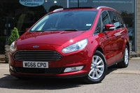 USED 2016 66 FORD GALAXY 2.0 TITANIUM X TDCI 5d 177 BHP