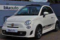 2012 ABARTH 500 1.4 C 3d 135 BHP £9920.00