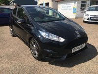 USED 2014 14 FORD FIESTA 1.6 ST-3 3d 180 BHP ** NOW SOLD ** NOW SOLD **