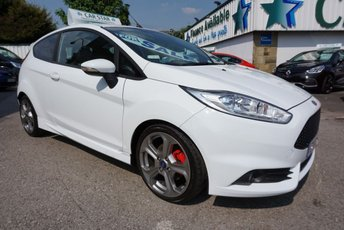 2014 FORD FIESTA 1.6 ECOBOOST 180 BHP ST-2 3DR £9489.00