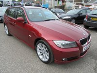 2012 BMW 3 SERIES 2.0 320D SE TOURING 5d 181 BHP