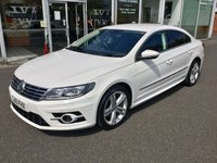 USED 2015 15 VOLKSWAGEN CC 2.0 R LINE TDI DSG BLUEMOTION TECHNOLOGY 4DR AUTO 175 BHP