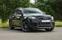 USED 2015 15 AUDI Q7 3.0 TDI QUATTRO S LINE SPORT EDITION AUTO One Owner | Pan Roof | Sat Nav