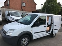 2007 FORD TRANSIT CONNECT 1.8 T200 L SWB 75 TDCI NO VAT JUST 46K !!! £4250.00