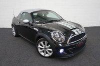 2013 MINI COUPE 1.6 COOPER S 2d AUTO 181 BHP £9350.00