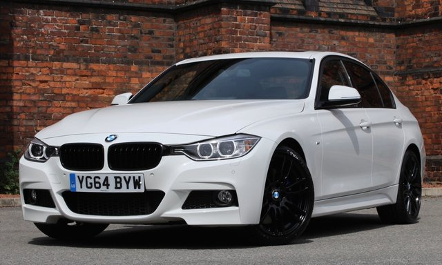 2014 64 BMW 3 SERIES 3.0 330D M SPORT 4d AUTO 255 BHP [PRO MEDIA]