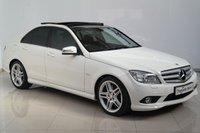 2010 MERCEDES-BENZ C CLASS 3.0 C350 CDI BLUEEFFICIENCY SPORT 4d AUTO 231 BHP £12850.00