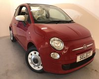 2014 FIAT 500 1.2 C COLOUR THERAPY 3d 69 BHP £5999.00