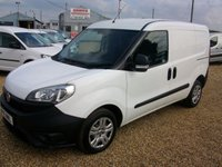 USED 2015 15 FIAT DOBLO 1.2 16V MULTIJET 1d 90 BHP 2015 NEW SHAPE DOBLO 49000 MILES ONE OWNER FROM NEW