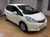 2012 HONDA JAZZ 1.3 IMA HS 5d AUTO 102 BHP £8295.00