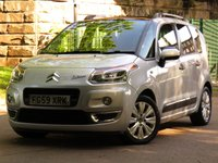 USED 2009 59 CITROEN C3 PICASSO 1.6 PICASSO EXCLUSIVE HDI 5d 90 BHP