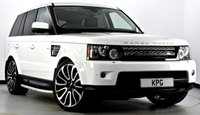 USED 2011 61 LAND ROVER RANGE ROVER SPORT 3.0 SD V6 HSE 4X4 5dr Auto [8] Dual View TV, Surround Cams ++