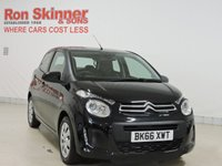 USED 2016 66 CITROEN C1 1.2 PURETECH FEEL 5d 82 BHP