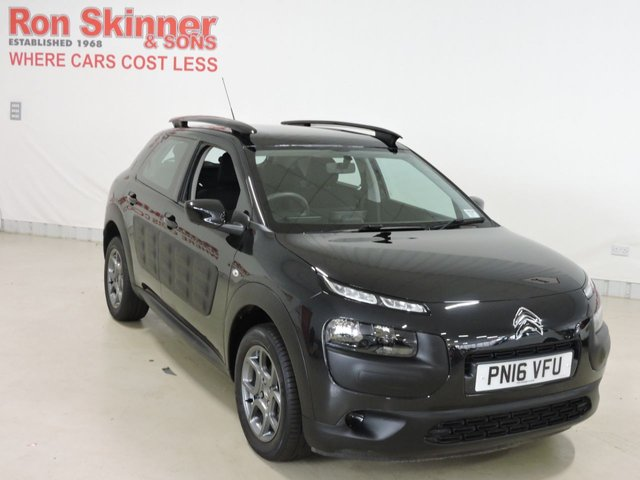 View our 2016 16 CITROEN C4 CACTUS 1.2 PURETECH FEEL 5d 80 BHP