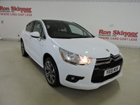 USED 2015 15 CITROEN DS4 1.6 DSTYLE 5d 118 BHP