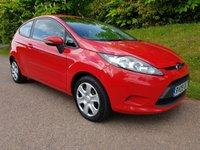 2009 FORD FIESTA 1.2 STYLE PLUS 3d 81 BHP £3495.00