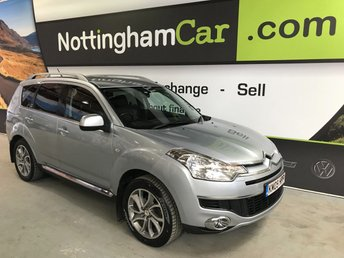 View our CITROEN C-CROSSER