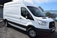 USED 2015 15 FORD TRANSIT 350 2.2 L3 H2 RWD 125 BHP - Finance Available