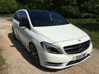 2013 MERCEDES-BENZ B CLASS 1.8 B180 CDI BLUEEFFICIENCY SPORT 5d AUTO 109 BHP £11990.00